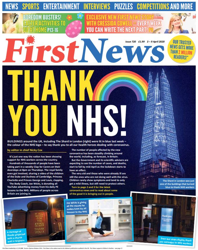First News Issue 720