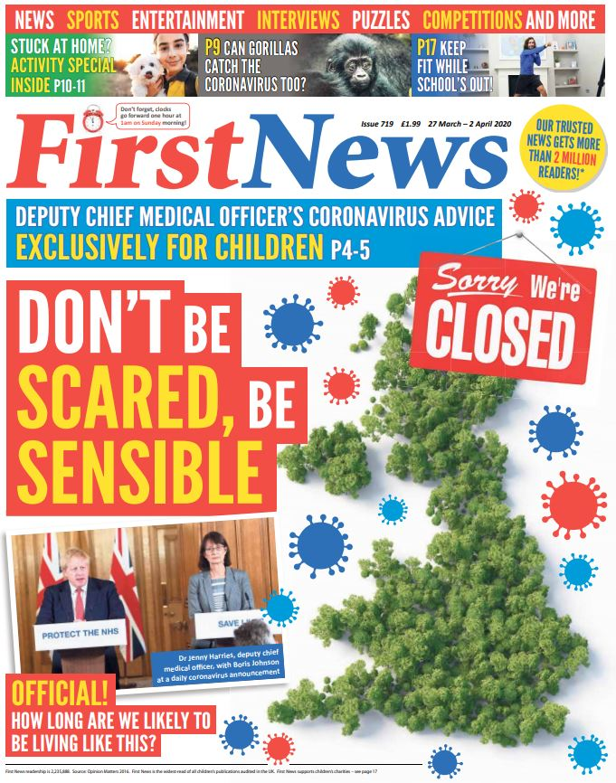 First News Issue 719